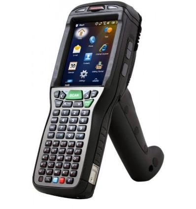 """Honeywell Dolphin 99GX mobiilitietokone 9,4 cm (3.7"""") 480 x 640 pikseliä Kosketusnäyttö 621 g Musta"""