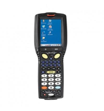 """Honeywell MX9CS mobiilitietokone 9,4 cm (3.7"""") 240 x 320 pikseliä Kosketusnäyttö 952 g Musta"""