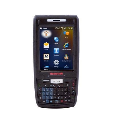 """Honeywell Dolphin 7800 mobiilitietokone 8,89 cm (3.5"""") 640 x 480 pikseliä Kosketusnäyttö 324 g Musta"""