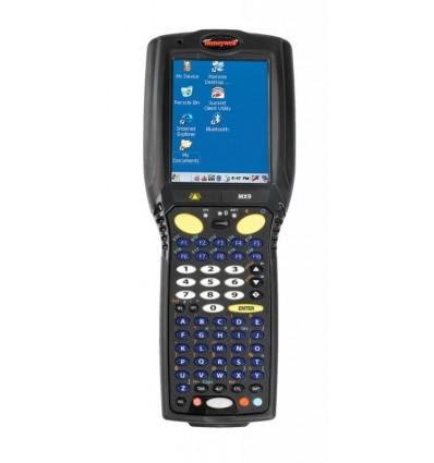"""Honeywell MX9A mobiilitietokone 9,4 cm (3.7"""") 240 x 320 pikseliä Kosketusnäyttö Musta"""