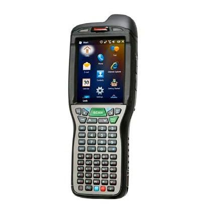 """Honeywell Dolphin 99EX mobiilitietokone 9,4 cm (3.7"""") 480 x 640 pikseliä Kosketusnäyttö 581 g Musta,"""