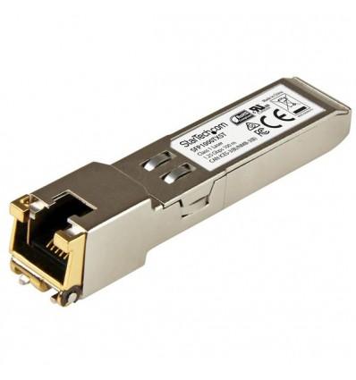 StarTech.com SFP1000TXST lähetin-vastaanotinmoduuli Kupari 1000 Mbit/s SFP