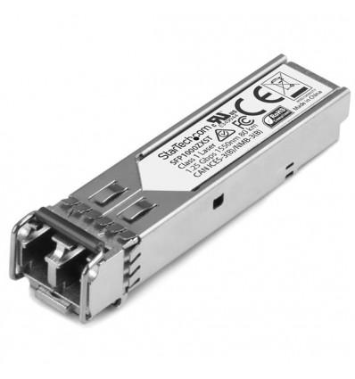 StarTech.com SFP1000ZXST lähetin-vastaanotinmoduuli Valokuitu 1250 Mbit/s SFP 1550 nm