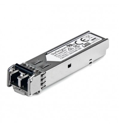 StarTech.com SFP100BEXST lähetin-vastaanotinmoduuli Valokuitu 155 Mbit/s SFP 1310 nm