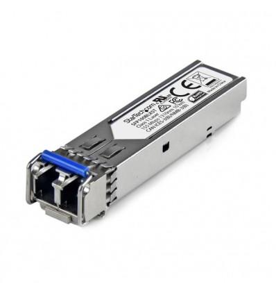 StarTech.com SFP100BLXST lähetin-vastaanotinmoduuli Valokuitu 155 Mbit/s SFP 1310 nm