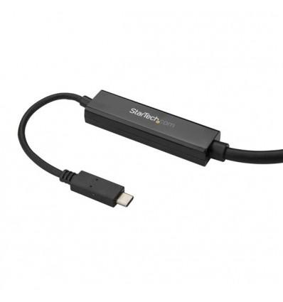 StarTech.com CDP2DPMM3MB videokaapeli-adapteri 3 m USB C DisplayPort Musta