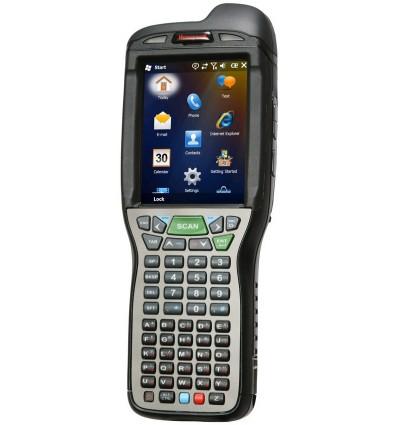 """Honeywell Dolphin 99EX mobiilitietokone 8,89 cm (3.5"""") 480 x 640 pikseliä Kosketusnäyttö 505 g Musta"""