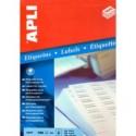 APLI Labels A4-etikettitarra 105 x 74mm