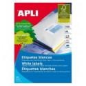 APLI Labels A4-etikettitarra 199,6 x 144,5mm