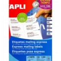 APLI Labels A4-etikettitarra 105 x 37mm