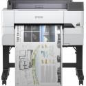 Epson SureColor SC-T3400 Jalustalla
