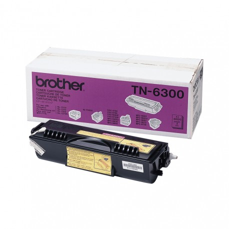 Brother TN6300 3000sivua Musta