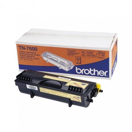 Brother TN7600 Alkuperäinen Musta 1 kpl