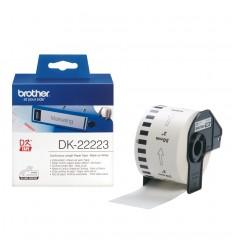 Brother DK-22223 tulostintarra Valkoinen