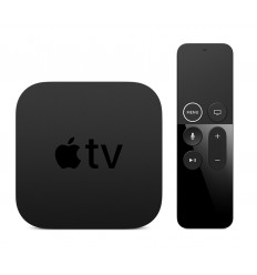 Apple TV 4K 32 GB Wi-Fi LAN (kiinteä) Ultra HD Musta