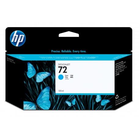 HP 72 Alkuperäinen Syaani 1 kpl
