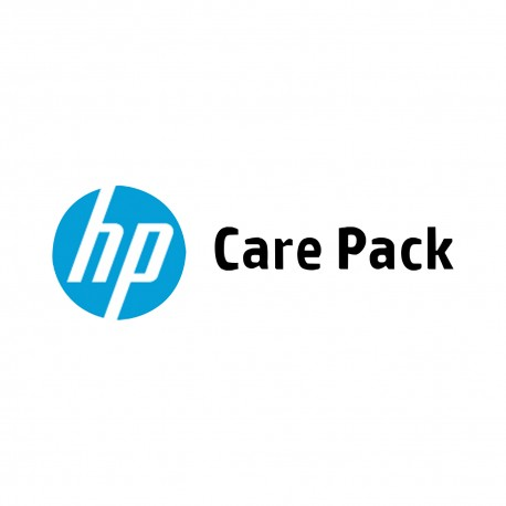 HP 5 year Next Business Day Onsite plus Defective Media Retention Notebook Only Service