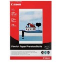 Canon FA-PM1 Fine Art Premium A3+ Matte, 13x19 tuumaa, 210gr, 20kpl,