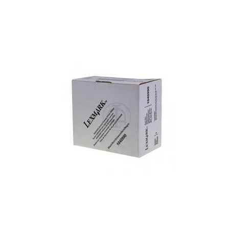 Lexmark 6408 Nylon-Farbband Musta tulostinnauha