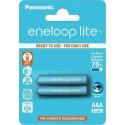 Eneloop 1x2 Panasonic Lite Dect Micro Aaa 550 Mah