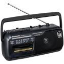 Panasonic RX-M40D radio Kannettava Musta