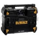 DeWALT DWST1-81078-QW radio Kannettava Digitaalinen Musta, Keltainen