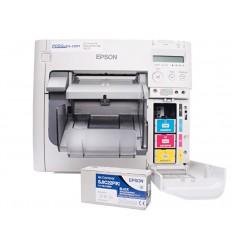 Epson TM-C3500 Mustesuihku Vari 720 x 360DPI etikettitulostin