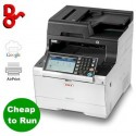 Oki Es5473dn Color Mfp Printer