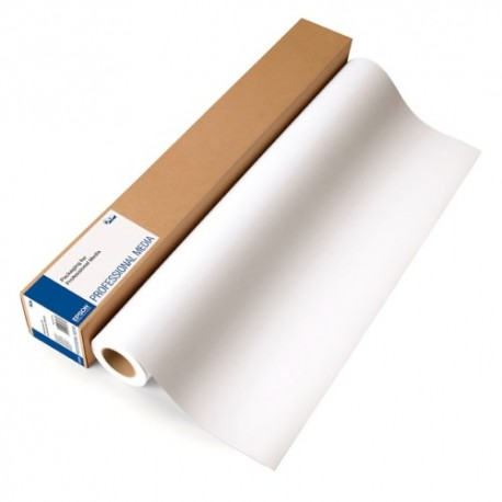 "Epson Premium Satin Canvas, 17"" x 12.2m, 350 g/m²"