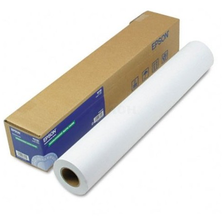 "Epson Singleweight Matte Paper -rulla, 24"" x 40 m, 120 g/m²"