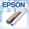 "Epson Singleweight Matte Paper Roll, 44"" x 40 m, 120g/m²"