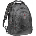 Wenger Ibex Slim Notebook Backpack 15,6 Black Ballistic
