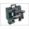 Metabo Powermaxx Bs Basic Set Akku-schlagbo
