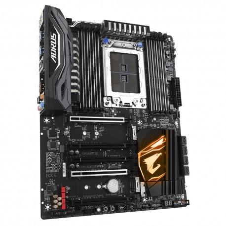 Gigabyte X399 AORUS PRO (rev. 1.0) emolevy Socket TR4 ATX AMD