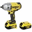 DeWALT DCD791NT-XJ sähköruuvimeisseli ja iskuruuvitaltta Musta, Harmaa, Keltainen 550 RPM