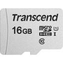Transcend microSDHC 300S 16GB flash-muisti Luokka 10 NAND