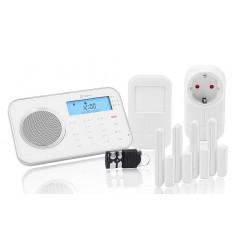 Olympia ProHome 8762 turvahälytinjärjestelmä Wi-Fi Valkoinen