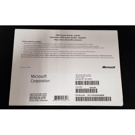 Microsoft Windows 7 Home Premium, OEM
