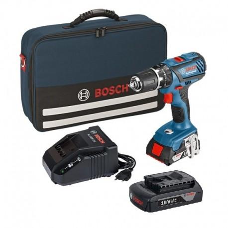Bosch Gsb 18-2 Li Plus Professional Kit
