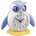Mebus Kids Alarm Clock Owl Colour Assorted