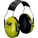 Peltor Earmuffs Kid Kidv 27 Db Neon Green
