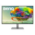 "Benq PD2720U tietokoneen litteä näyttö 68,6 cm (27"") 3840 x 2160 pikseliä 4K Ultra HD LED Musta"