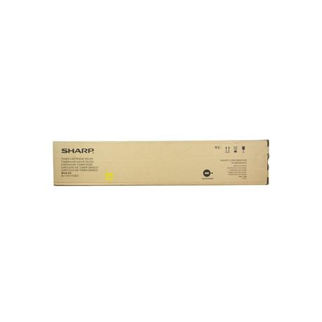 Sharp MX62GTYB värikasetti Alkuperäinen Keltainen 1 kpl