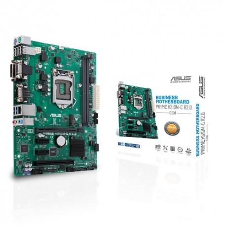 ASUS PRIME H310M-C R2.0/CSM emolevy LGA 1151 (pistoke H4) mikro ATX Intel® H310