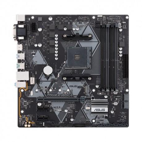 ASUS PRIME B450M-A/CSM emolevy Kanta AM4 mikro ATX AMD B450