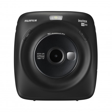 Fujifilm Instax Square SQ20 62 x mm Musta