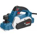 Bosch GHO 16-82 Professional sähkökäyttöinen höyläkone 630 W 18000 RPM Musta, Sininen, Hopea