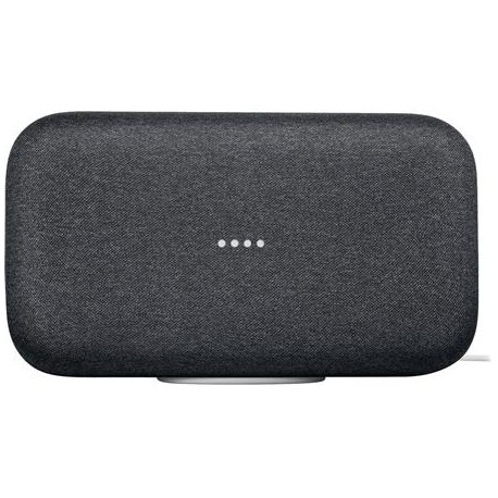 Google Home Max Carbon Smart Speaker Assistant