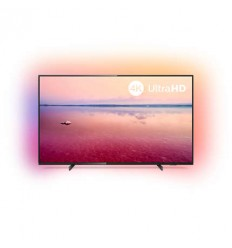 "Philips 6700 series 43PUS6704/12 tv 109,2 cm (43"") 4K Ultra HD Älytelevisio Wi-Fi Musta"