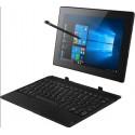 Lenovo Tablet 10 Celeron N4100 + Irroitettava näppäimistö + Active Pen -kynä